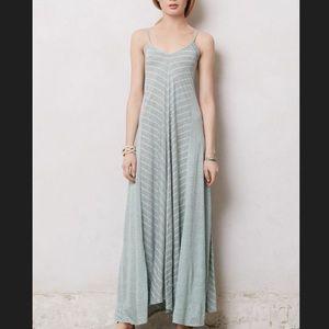 Anthropologie Puella market day maxi dress